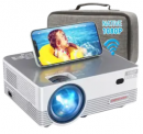 1080p WiFi Projector Discount 50% coupon code off Amazon