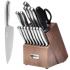 8-Piece Stainless Steel Cookware Set Discount 50% coupon code off Amazon