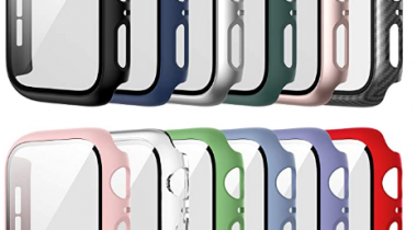 12 Pack Case for Apple Watch Discount 40% coupon code off Amazon