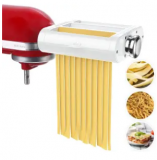 3-in-1 Pasta Maker Attachment for KitchenAid Stand Mixers Discount 50% coupon code off Amazon