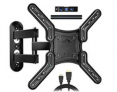 Full Motion TV Wall Mount Discount 40% off Amazon