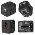 International Travel Adapter Discount 60% coupon code off Amazon