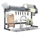 Over The Sink Dish Drying Rack Discount 30% coupon code off Amazon