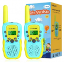 Kids' Walkie Talkie 2-Pack Discount 50% coupon code off Amazon