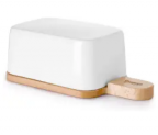 Butter Dish with Lid and Handle Discount 40% coupon code off Amazon
