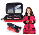 Hair Bedazzler Kit With Rhinestones For Kids Hair Stick Discount 50% coupon code off Amazon