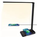 LED Desk Lamp with Wireless Charger Discount 60% coupon code off Amazon