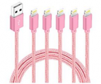 Nylon Braided Charging Cord Charger Discount 60% off Amazon