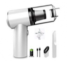 White Vacuum Cleaner Discount 55% coupon code off Amazon