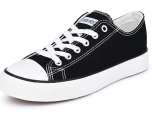 Women's Canvas Shoes Casual Sneakers Low Discount 60% coupon code off Amazon
