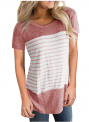 Womens Summer Short Sleeve Round Neck T Shirts Discount 60% coupon code off Amazon
