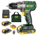 20V 1/2″ Drill Driver Set Discount 51% coupon code off Amazon
