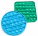 Silicone Pop Bubble Sensory Toy 2-Pack Discount 50% coupon code off Amazon
