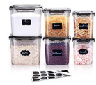 Cereal Container Discount 55% coupon code off Amazon