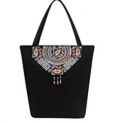 Black Tote Bags Discount 40% coupon code off Amazon