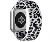 Stretchy Strap Loop Compatible with Apple Watch Discount 50% coupon code off Amazon