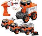 Take Apart Toys 4 in 1 Construction Toys Discount 55% off Amazon