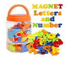 Magnetic Letters Magnets Alphabet and Numbers Toy Discount 40% coupon code off Amazon