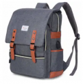 15″ Laptop Backpack w/ Charging Port Discount 50% coupon code off Amazon