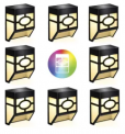 Solar Deck Light 8-Pack Discount 50% coupon code off Amazon