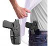 IWB KYDEX Gun Holster G19 for Glock Series G2C Discount 80% coupon code off Amazon