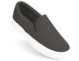 Womens Slip On Sneakers Perforated Flats Discount 40% coupon code off Amazon