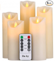 Flameless Candles Discount 40% coupon code off Amazon