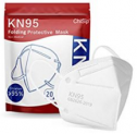 KN95 Face Mask Discount 50% off Amazon