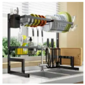 Over Sink Dish Drying Rack Discount 30% coupon code off Amazon