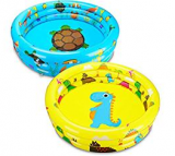 2 Packs Toddler Pools Inflatable Baby Discount 50% coupon code off Amazon