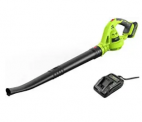 20V Cordless Leaf Blower Discount 50% coupon code off Amazon
