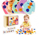 Wooden Clothes Lacing Toys Discount 60% off Amazon