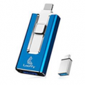 USB Flash Drive Compatible iPhone Discount 50% coupon code off Amazon