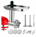 Food Grinder Attachment for KitchenAid Stand Mixer Discount 50% coupon code off Amazon