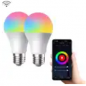 9W Smart LED Bulb 2-Pack Discount 40% coupon code off Amazon