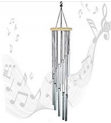 Metal Tubes Wind Chimes Discount 70% off Amazon