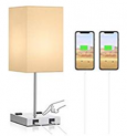 USB Touch Table Lamp Discount 50% off Amazon
