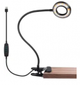 Clip-On LED Lamp Discount 55% coupon code off Amazon