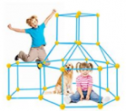 Kids Fort Building Kit Discount 60% off Amazon