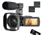 HD Video Camera Discount 30% coupon code off Amazon
