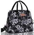 Large Insulated Lunch Bag Reusable Cooler Tote Discount 50% coupon code off Amazon