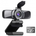 1080P Webcam with Mic and Privacy Cover Discount 50% coupon code off Amazon