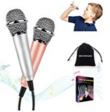 Mini Portable Vocal/Instrument Microphone Discount 50% coupon code off Amazon