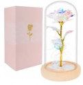 Beauty and the Beast Enchanted Rose with Discount 50% coupon code off Amazon