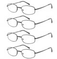 Men's or Women's Reading Glasses 4-Pack Discount 50% coupon code off Amazon