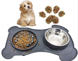 Slow Feeder Dog Bowls Discount 50% coupon code off Amazon
