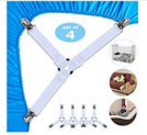 Bed Sheet Holder Straps Discount 40% coupon code off Amazon