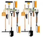 Mop and Broom Holder Wall Mount Discount 40% off Amazon