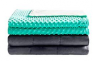 Weighted Blanket 12 lbs Discount 40% coupon code off Amazon