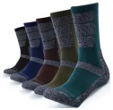 Unisex Large Hiking Socks 5-Pair Pack Discount 40% coupon code off Amazon